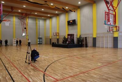 11-03-2020_ I Liceum Ogólnokształcące Bydgoszcz - otwarcie hali sportowej - SF (2)