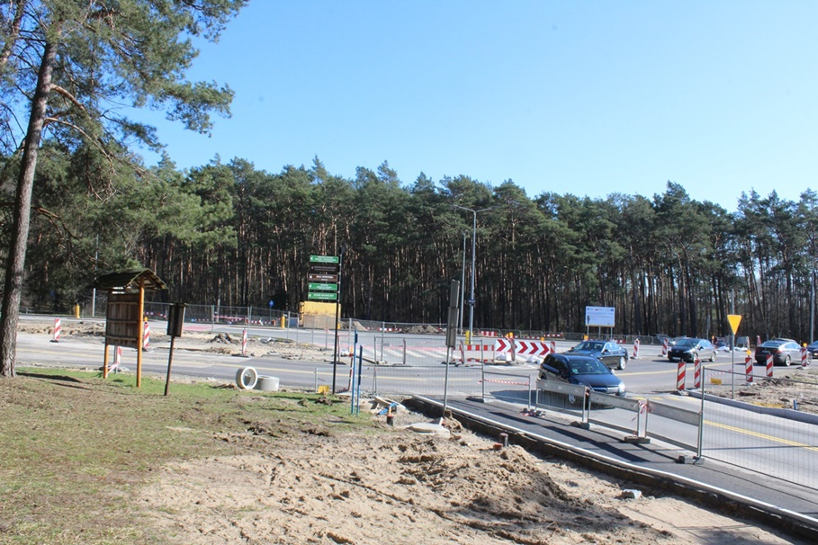 15-03-2020_ Gdańska, Myślęcinek_ budowa_buspas - JS (26)