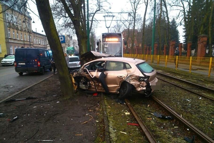 wypadek gdanska bydgoszcz