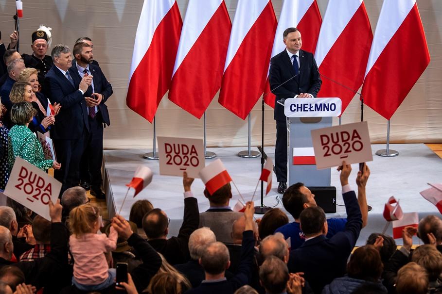 5-03-2020_ Andrzej Duda_ wizyta Chełmno - SF