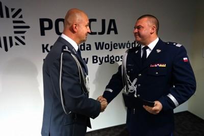 Insp. Piotr Leciejewski, insp. Kamil Bracha_ KWP Bydgoszcz (2)