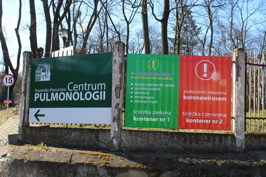 Kujawsko-Pomorskie Centrum Pulmonologii Bydgoszcz - JS (2)