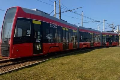 Pesa_ tramwaj Twist_ Częstochowa - mat. PESA Bydgoszcz (2)