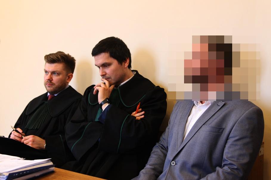 Rafał P., adw. Krzysztof Wysocki, Dawid Antonik - SF