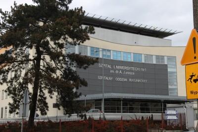 Szpital Uniwersytecki nr 1 im. dr A. Jurasza Bydgoszcz - SF