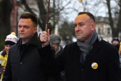 Szymon Hołownia, Michał Kobosko - SF