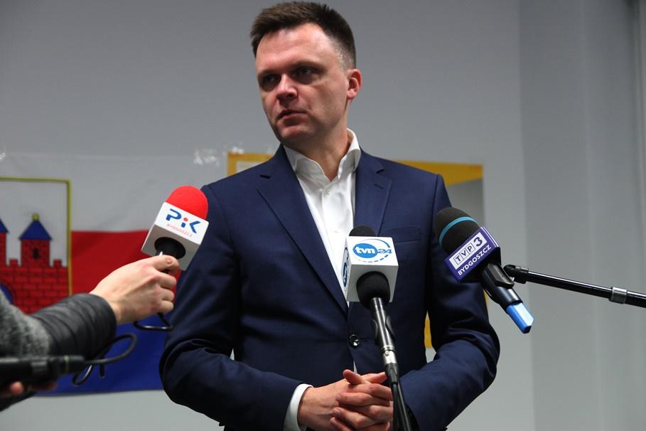 Szymon Hołownia - SF