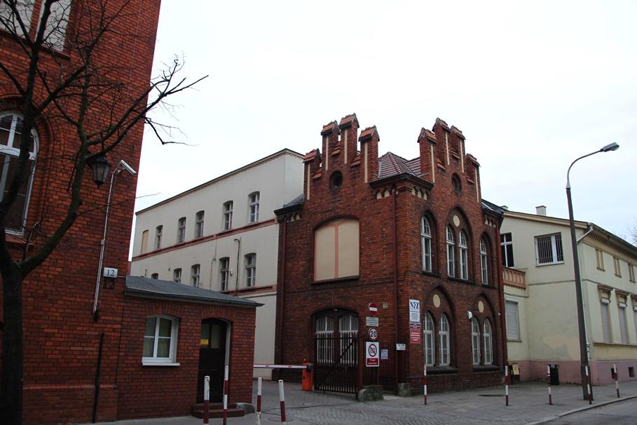 szpital zakaźny Bydgoszcz