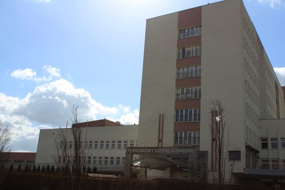 10 Wojskowy Szpital Kliniczny Bydgoszcz - JS (3)