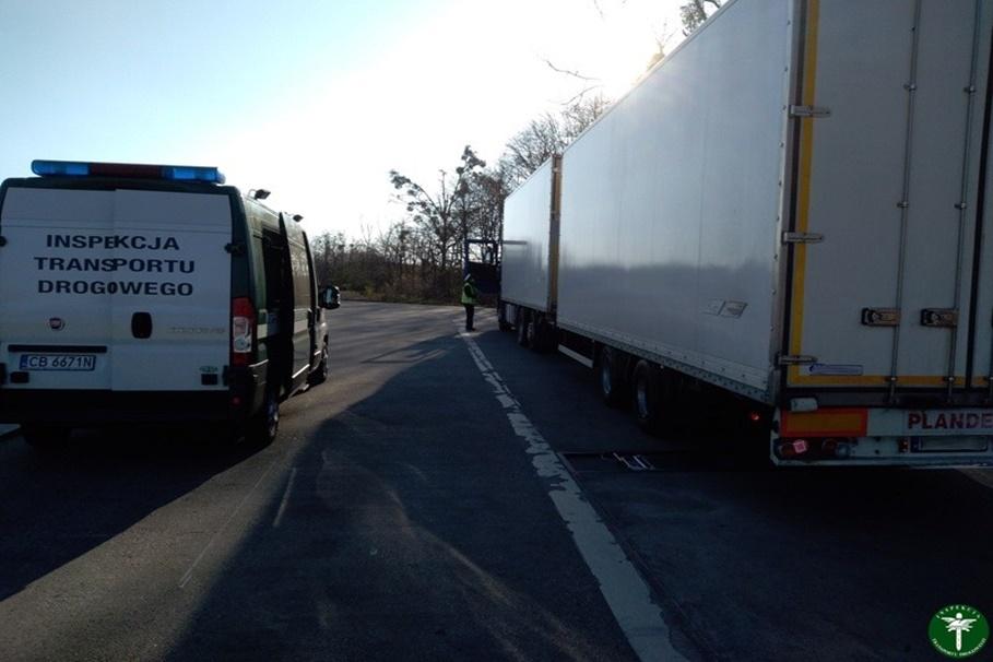21-04-2020_ DK10 Karnkowo_ kontrola ciężarówki_ WITD