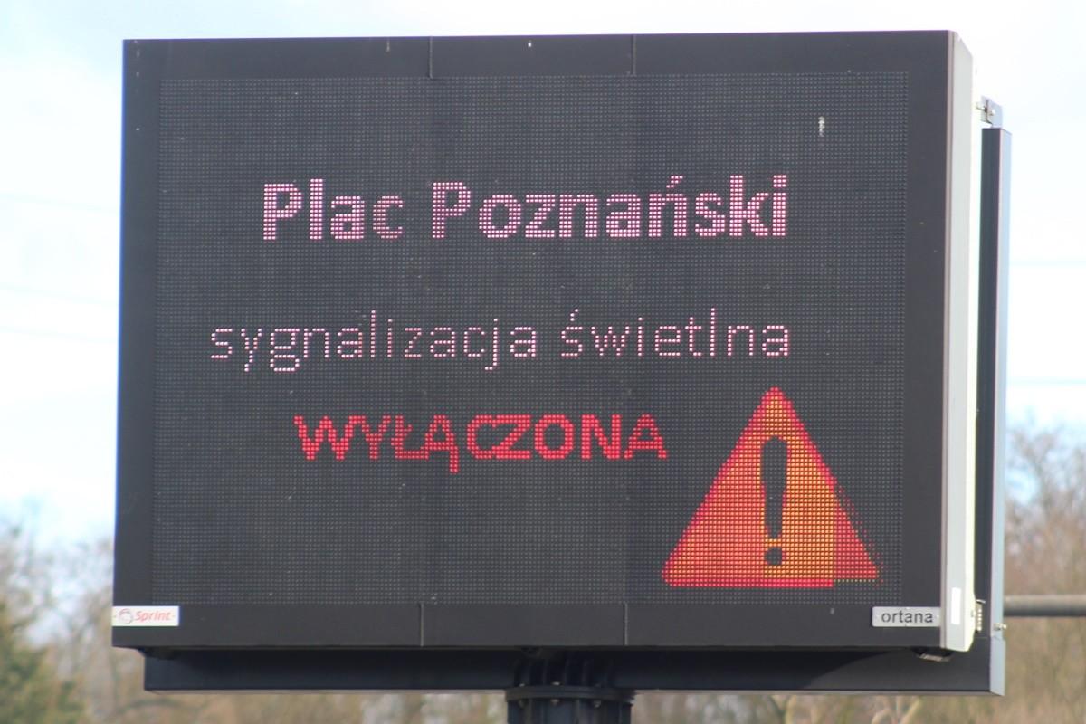 Tablica ITS Bydgoszcz