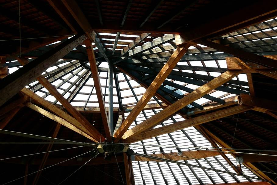 konstrukcje z drewna klejonego