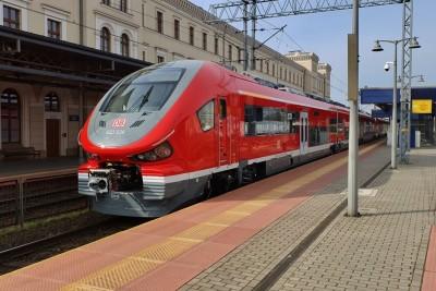 Pociąg - Pesa Link - Deutsche Bahn - mat. Pesa Bydgoszcz