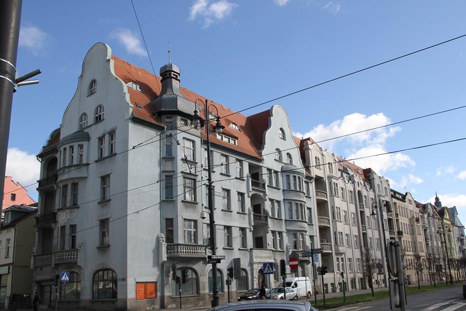 kamienica_ Mickiewicza Bydgoszcz - SF