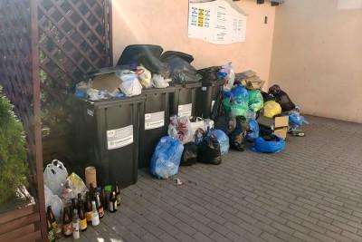 śmieci w Bydgoszcz