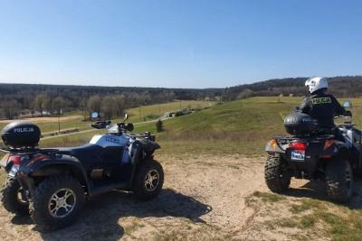 policja, quad, Myślęcinek_patrol - KWP Bydgoszcz (3)