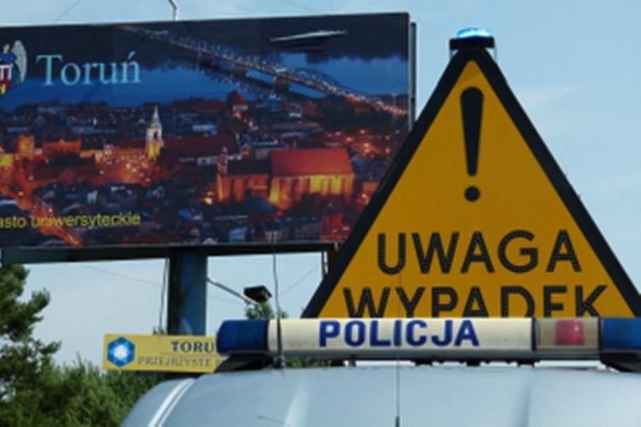 policja_na sygnale_KMP Toruń