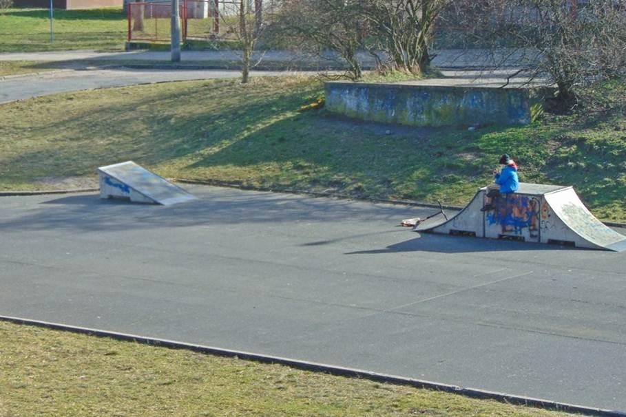 skatepark fordon