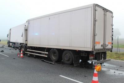 27-05-2020_ wypadek, Autostrada A1, Antonowo_ odc. Kutno Północ-Kowal_ KMP Włocławek (1)