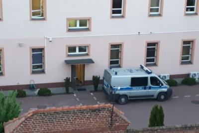 Sąd Rejonowy Szubin_posiedzenie aresztowe_policja_MR