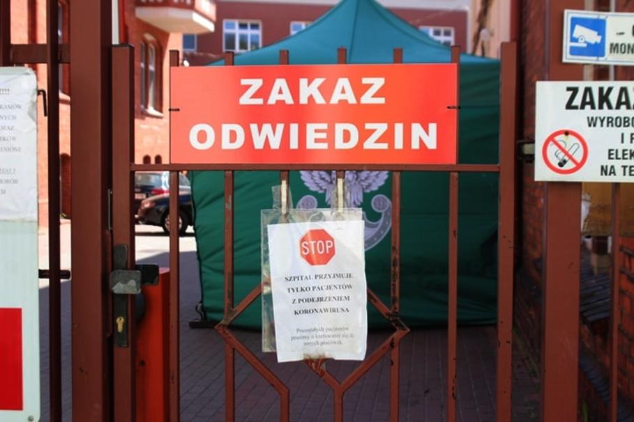 koronawirus_Bydgoszcz_Wojewódzki Szpital Obserwacyjno-Zakaźny - JS