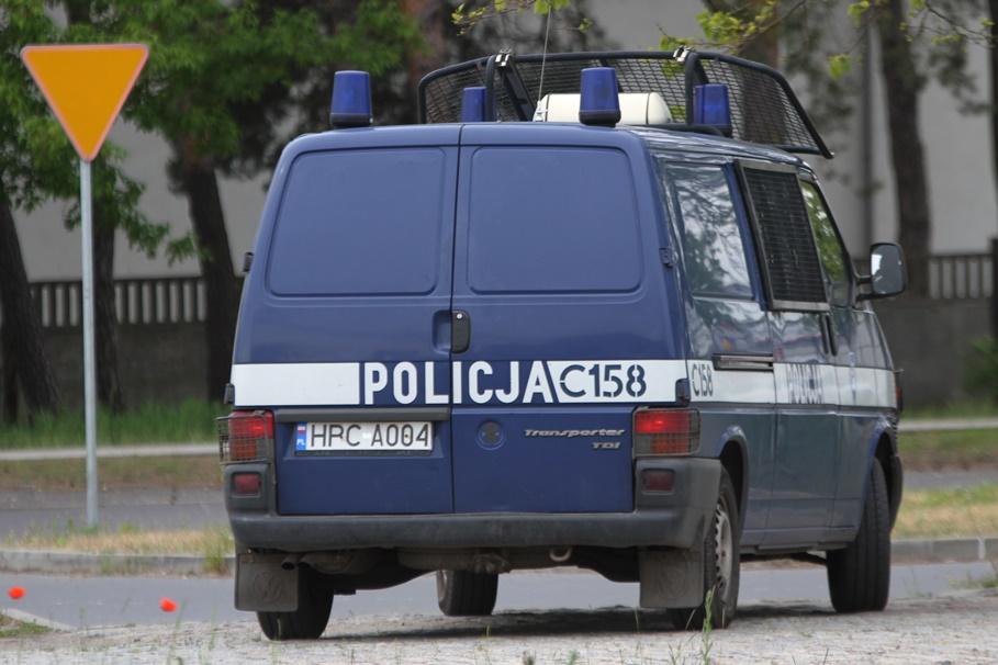 policja - na sygnale - SF-2