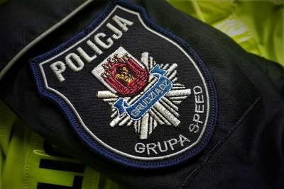 policja_na sygnale_grupa SPEED Grudziądz_ KMP Grudziądz