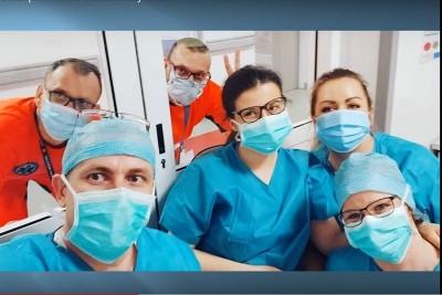 szpital biziela, podziekowania - film