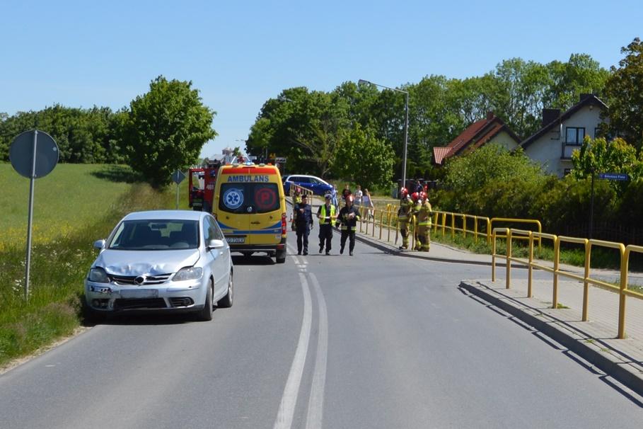 1-06-2020_ wypadek Mogilno - KPP Mogilno