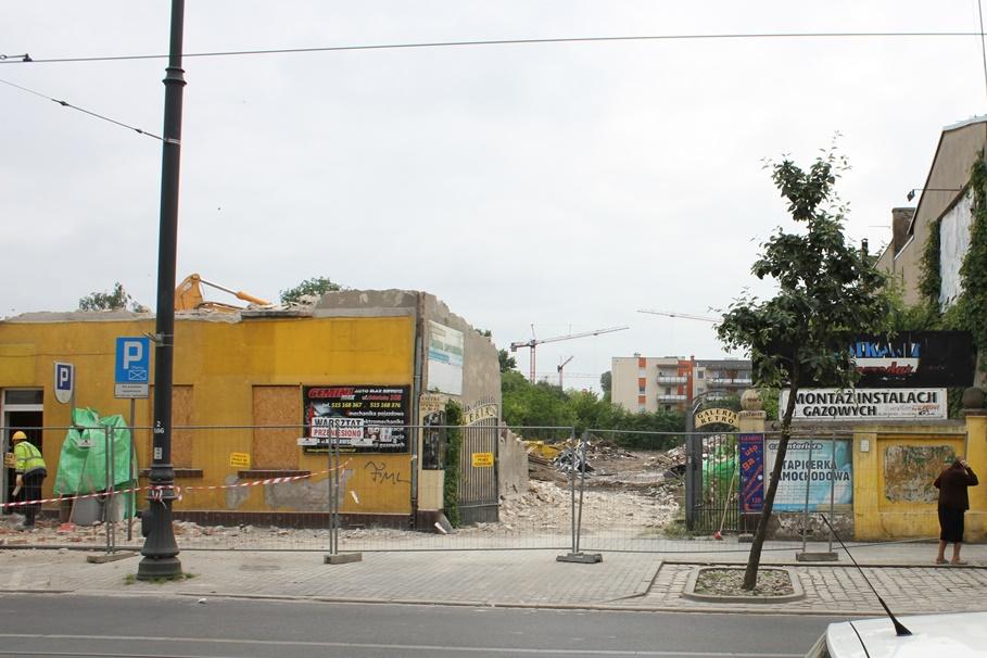 10-06-2020_ Gdańska 108, 110 - kamienica, wyburzanie, Bydgoszcz - SF (6)