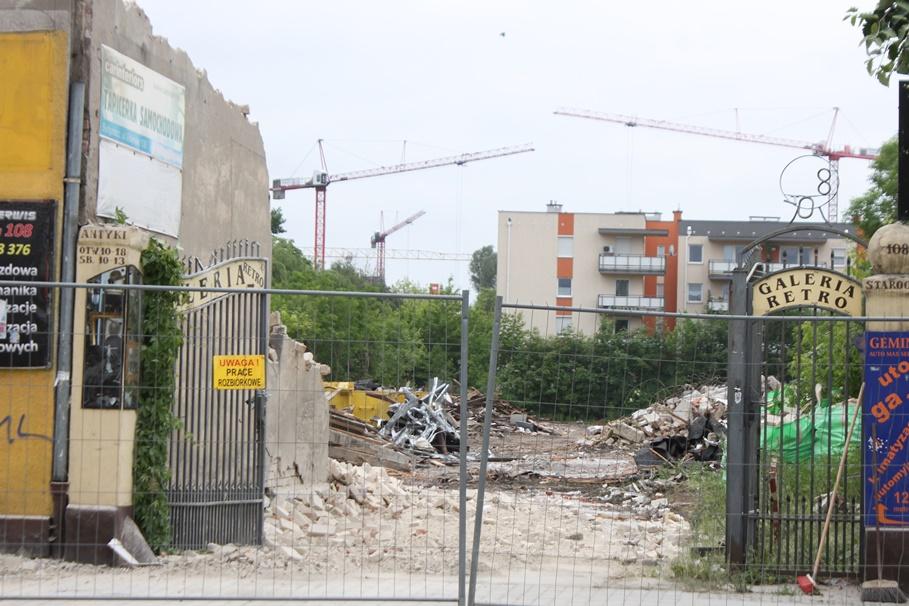 10-06-2020_ Gdańska 108, 110 - kamienica, wyburzanie, Bydgoszcz - SF (7)