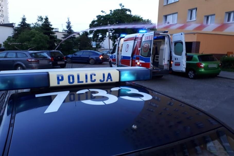 13-06-2020_ wypadek Brodzińskiego, Szwederowo Bydgoszcz - MR-2
