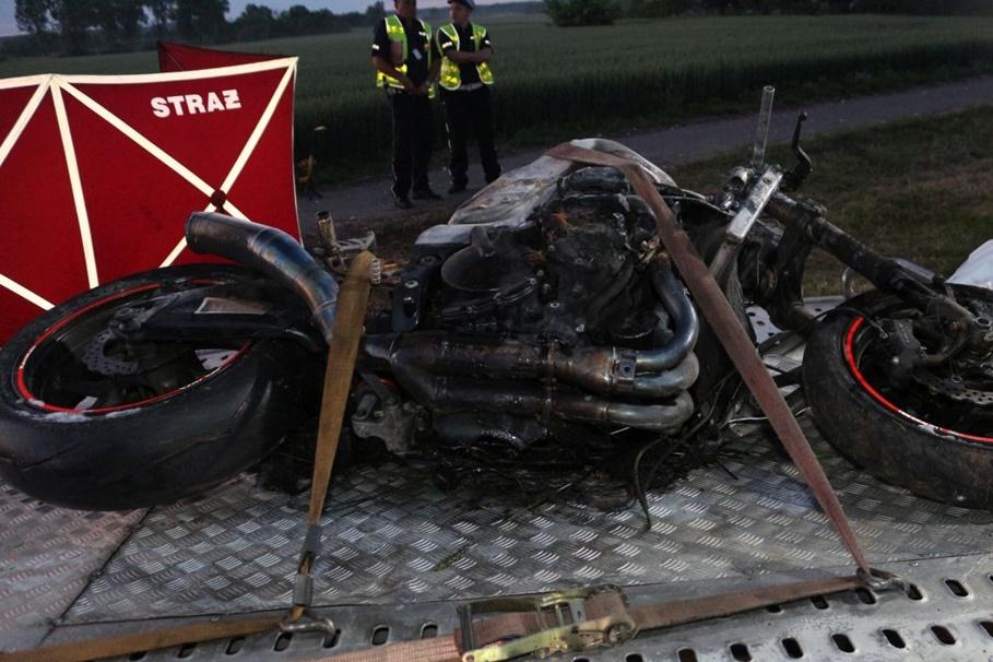 16-06-2020_ wypadek DK15 Gniewkowo - KPP Inowrocław (3)
