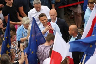 19-06-2020_ Bydgoszcz, Rafał Trzaskowski_ kampania_wybory prezydenckie 2020 - SF