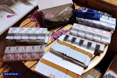 22-06-2020_ rozbita grupa przestępcza, handel papierosami_ CBŚP (4)