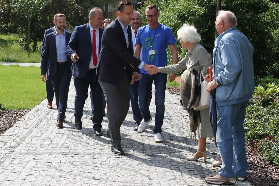 23-06-2020_ Park Wincentego Witosa Bydgoszcz_ Władysław Kosiniak-Kamysz_ wybory prezydenckie 2020 - SF-1