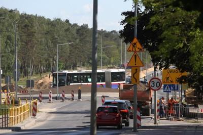 3-06-2020_ budowa, buspas - rondo Gdańska-Rekreacyjna_ Bydgoszcz - SF (14)