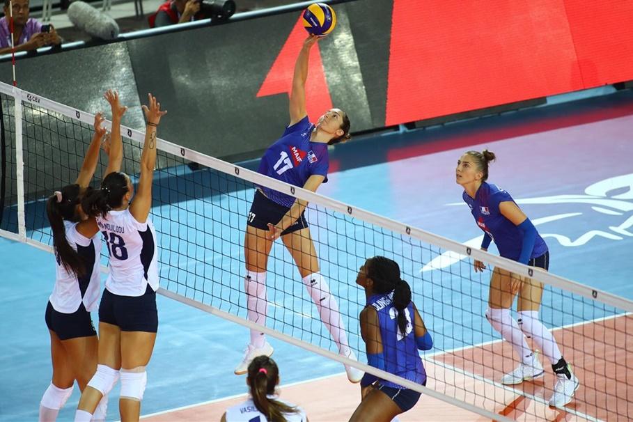 CEV EuroVolley_ Mistrzostwa Europy Siatkarek_ Francja - Alexandra Dascalu - cev.eu