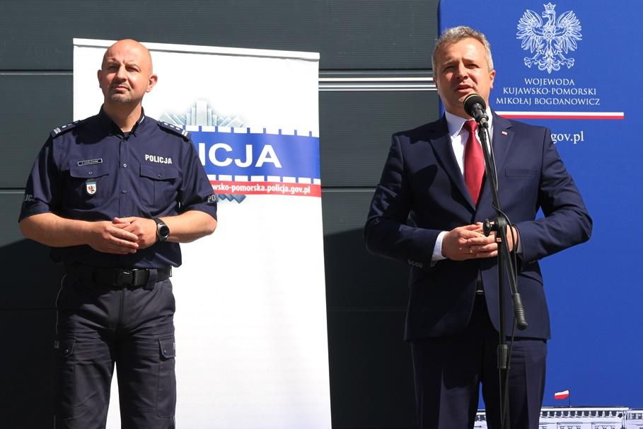 Mikołaj Bogdanowicz, insp. Piotr Leciejewski - SF-1