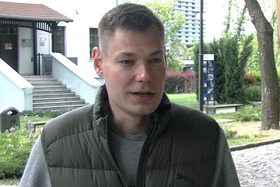 Paweł Wojciechowski - fragment nagrania