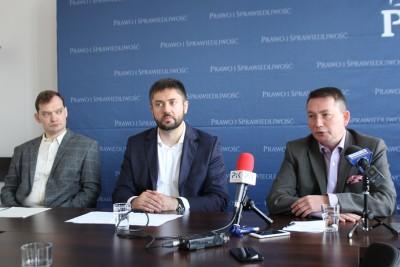 PiS Bydgoszcz - Marcin Lewandowski, Jarosław Wenderlich, Tomasz Rega - SF