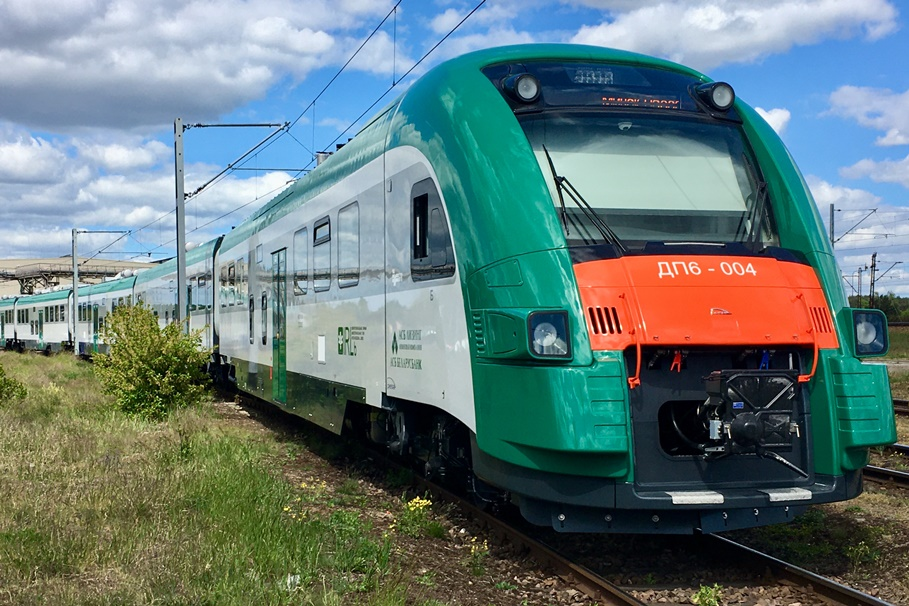 Pociąg_ PESA 760M_ Koleje Białoruskie_ mat. PESA Bydgoszcz (5)