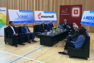Tauron Liga Siatkarek_Konferencja Prasowa_Joker Metro Świecie - lsk.pls.pl