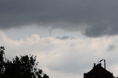 burza-opady deszczu-pogoda-ostrzeżenie pogodowe-SF