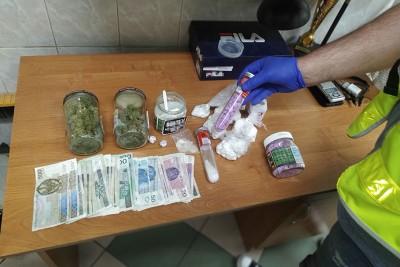 policja_narkotyki_golub_dobrzyn_zatrzymanie_KPPGolubDobrzyn