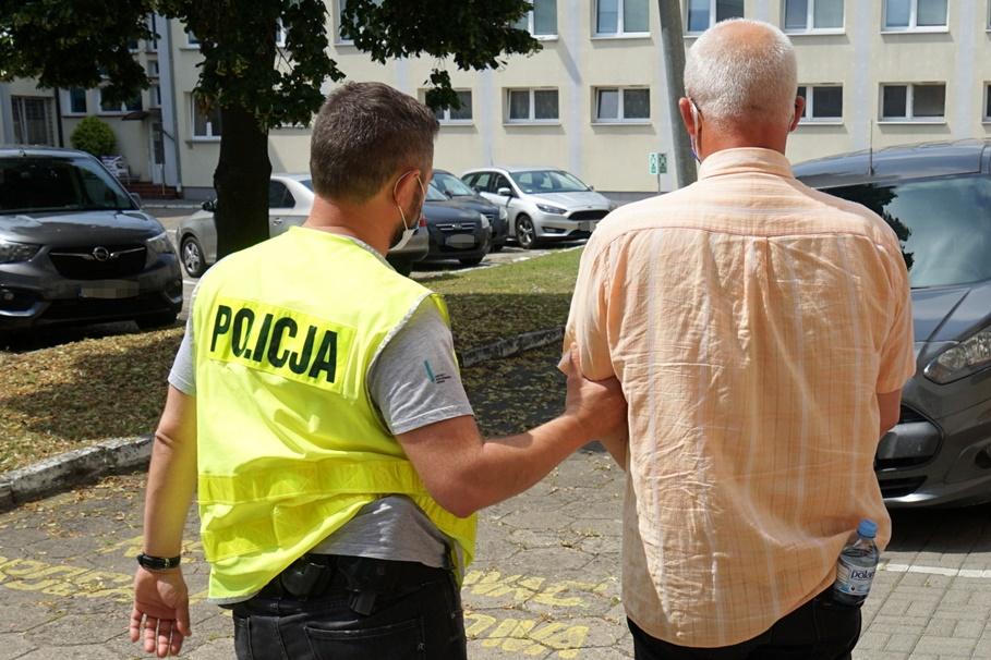 zatrzymani_oszustwo_handel miałem_węgiel_policja_KWP Bydgoszcz (3)