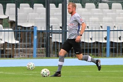11-07-2020_ piłka nożna, sparing_Budowlany KS Bydgoszcz - Chełminianka Chełmno - Michał Żurowski - SF (3)