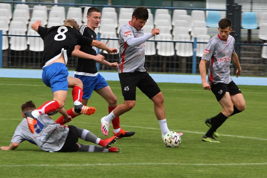 11-07-2020_ piłka nożna, sparing_Budowlany KS Bydgoszcz - Chełminianka Chełmno - SF (5)