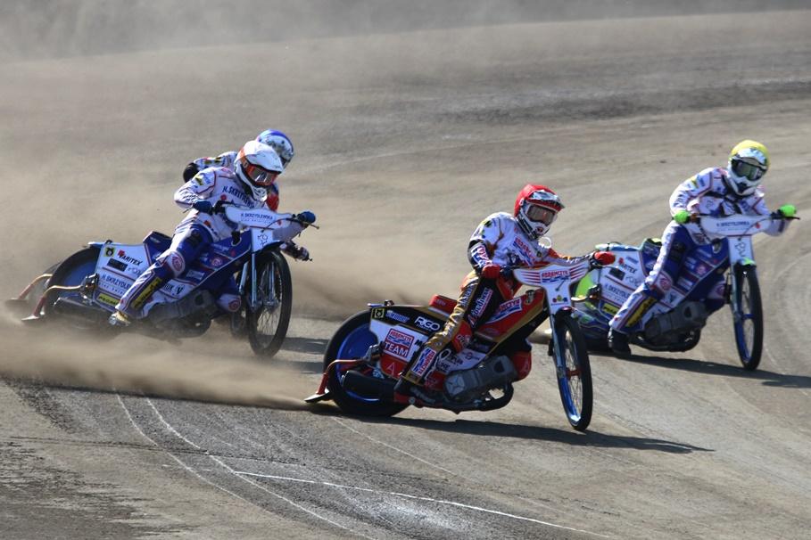 Dimitri Berge, Marcin Nowak, Aleksander Grygolec