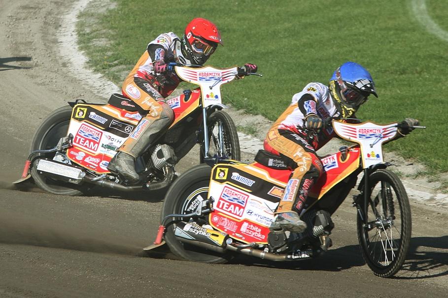 Andreas Lyager, Dawid Lampart